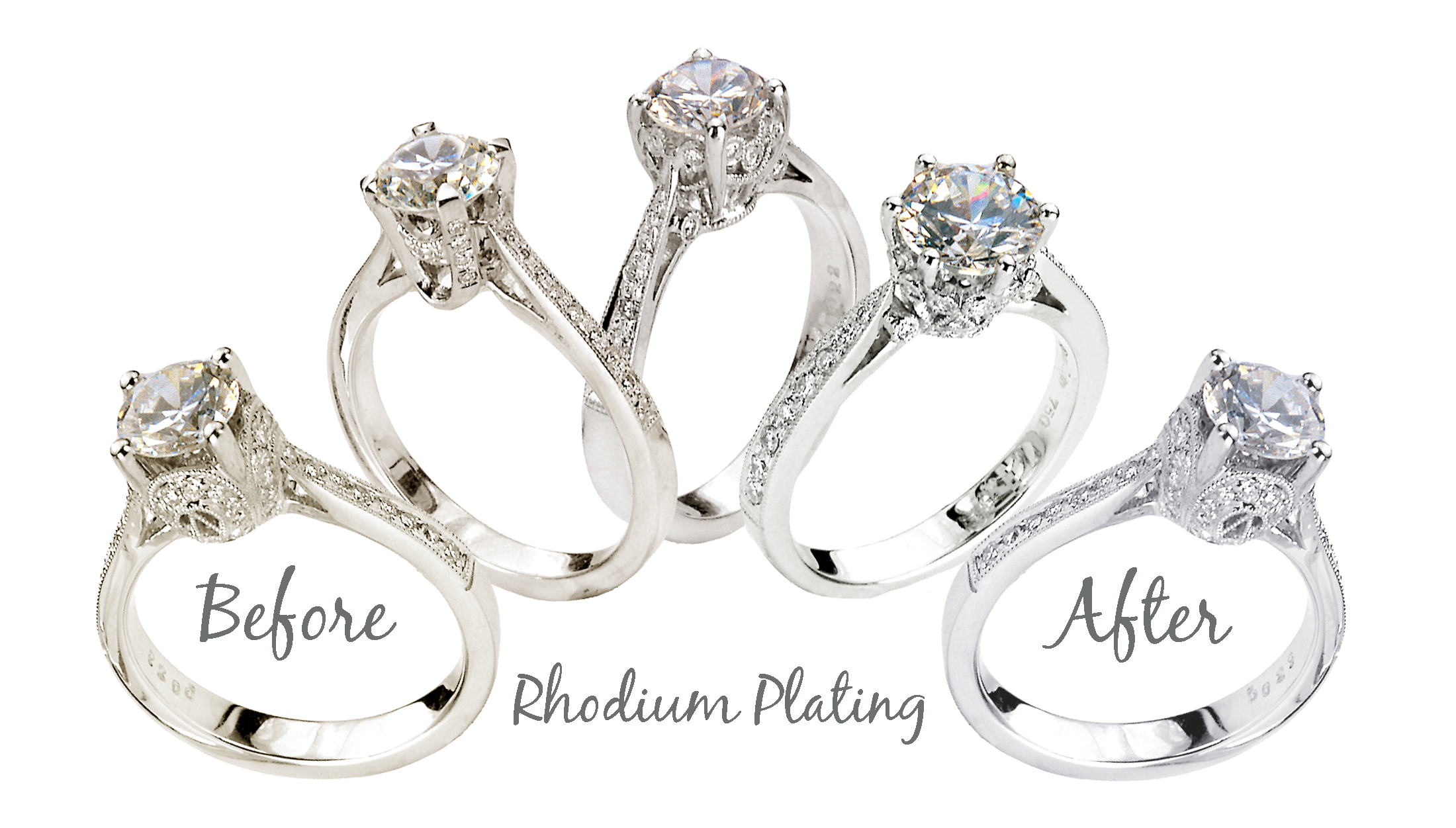 White Gold: There Is No Such Thing | Pav & Broome Fine Jewelry