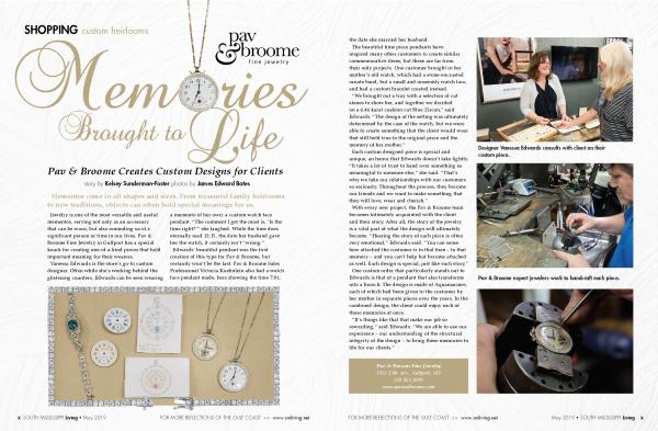 In-House Custom Design Jewelry