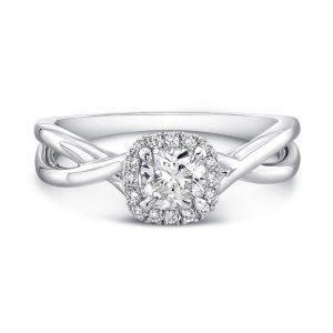 Designer Diamond Engagement