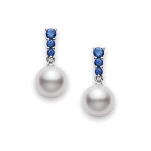 Drop Earrings by Mikimoto